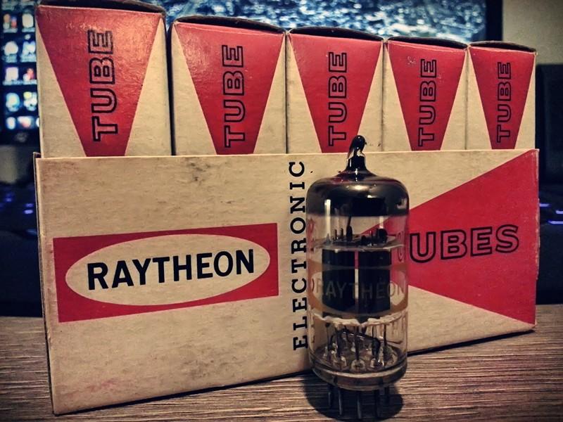 Vacuum Tube, 12au7, 12ax7, 6dj8 20130614