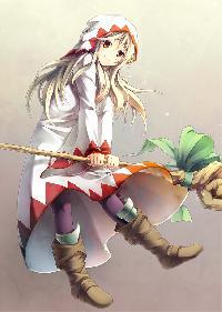 White Mage VS Alfred [Terminer] White_10