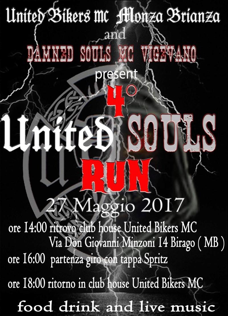 27 mag - 4° United Souls RUN (Birago) 18121210