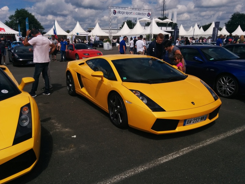 Sport et Collection - 500 Ferrari contre le Cancer Img_2019