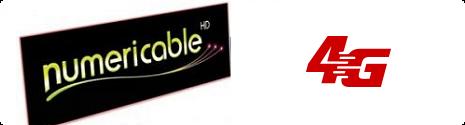 Numericable lance la 4G dans son pack quadruplay 13914310