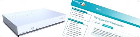 Les nouveautés dans l'interface de gestion de la Bbox Sensation (IHM) 13989210