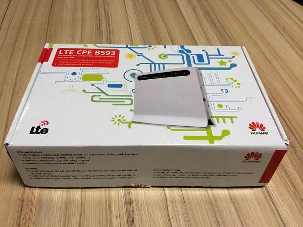 [TEST] Routeur 4G Huaweï B593, chez Bouygues Telecom Entreprise 2014-013