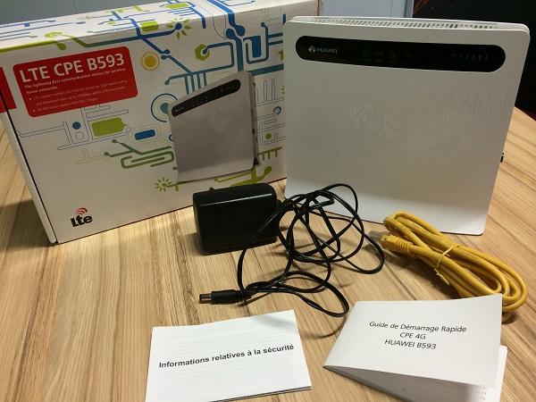[TEST] Routeur 4G Huaweï B593, chez Bouygues Telecom Entreprise 2014-014
