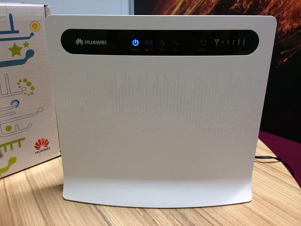 [TEST] Routeur 4G Huaweï B593, chez Bouygues Telecom Entreprise 2014-015