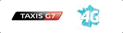 Les Taxis G7 offre à leurs clients, la 4G du réseau Bouygues Telecom. 4g12310