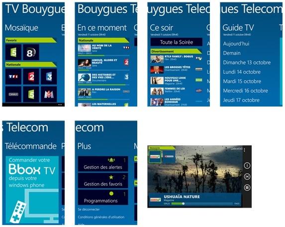 B.TV de Bouygues Telecom pour Windows Phone est disponible B_tv_s10