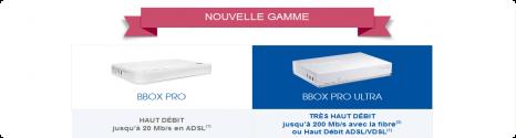 Nouvelle Gamme Bbox PRO Bbox_p10