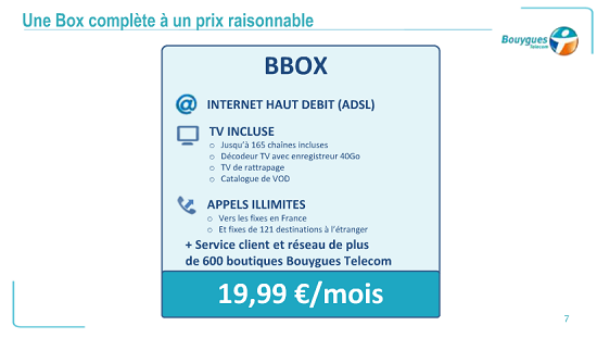 Présentation des premières nouvelles offres Bbox 3P à partir de 19.99€/mois - Page 3 Byt410
