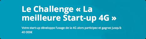 """Challenge  """"La meilleure start-up 4G"""", le résultat et le gagnant REMINIZ Chall412"""