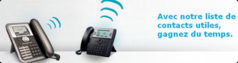 Contacts Bouygues Telecom Contac10
