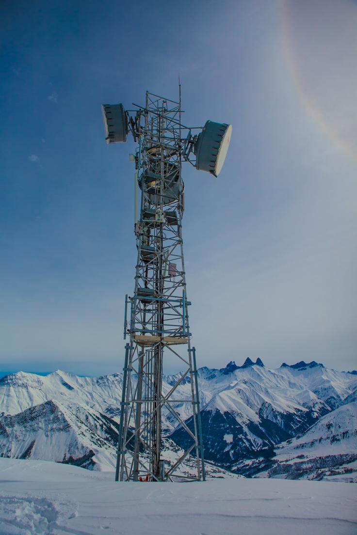 Expérimentation 4G en zone de montagne avec Bouygues Telecom D2605810