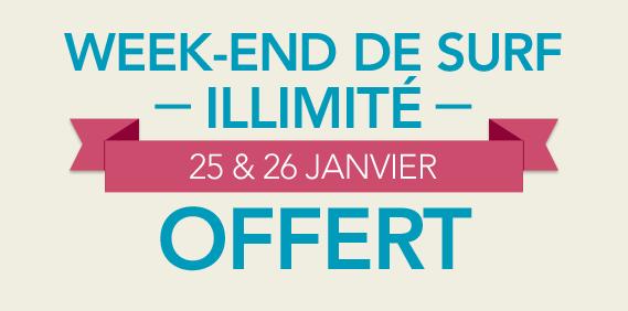 """Bouygues Telecom et B&You: Surf """"No limit"""" ce Weekend en 4G ou H+ ou 3G   Illuli10"""