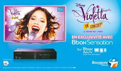 Violetta en concert demain samedi 01 février à 19H sur Bbox Actu TV ! Image010