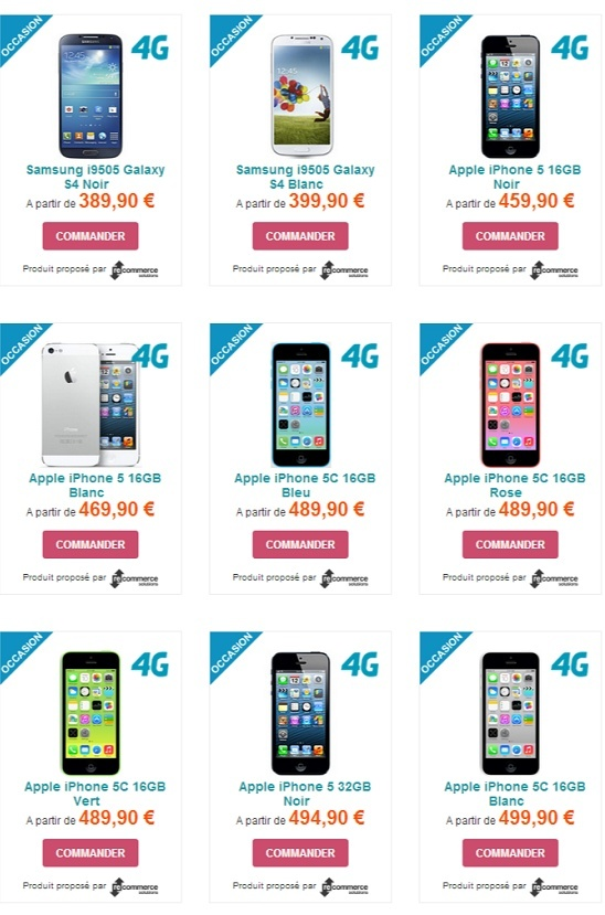 La boutique de mobiles d'occasion s'enrichit de smartphones 4G La_bou11
