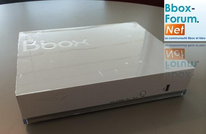 Présentation vidéo, de la Bbox Sensation NG+ Sagem 5330b Ng210