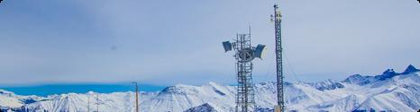 Expérimentation 4G en zone de montagne avec Bouygues Telecom Pinter11