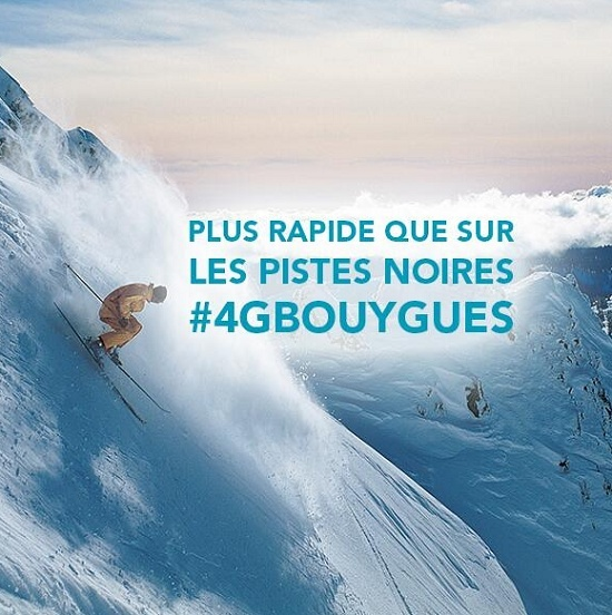 """Bouygues Telecom et B&You: Surf """"No limit"""" ce Weekend en 4G ou H+ ou 3G   Surf4g11"""