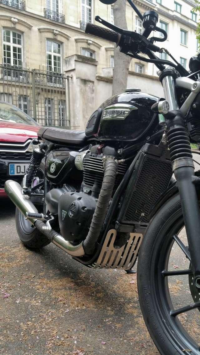 Sabot moteur BAAK 20170412