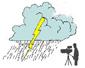 La traque d'éclairs et de ciels orageux 2015 à 2017