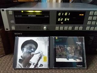 Studer D732 CD Player - sold 20170210