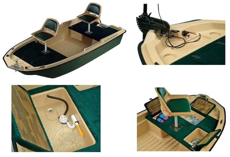 VENDU !!!   Boat Sun Dolphin PRO 120 Dolphi10