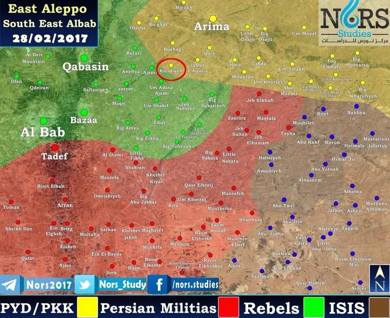 Guerre Civile en Syrie ( LISEZ LE PREMIER POST ! ) - Statut spécial  - C5wn9v10