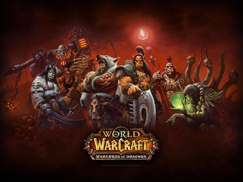 Warlords Of Draenor. Warlor10