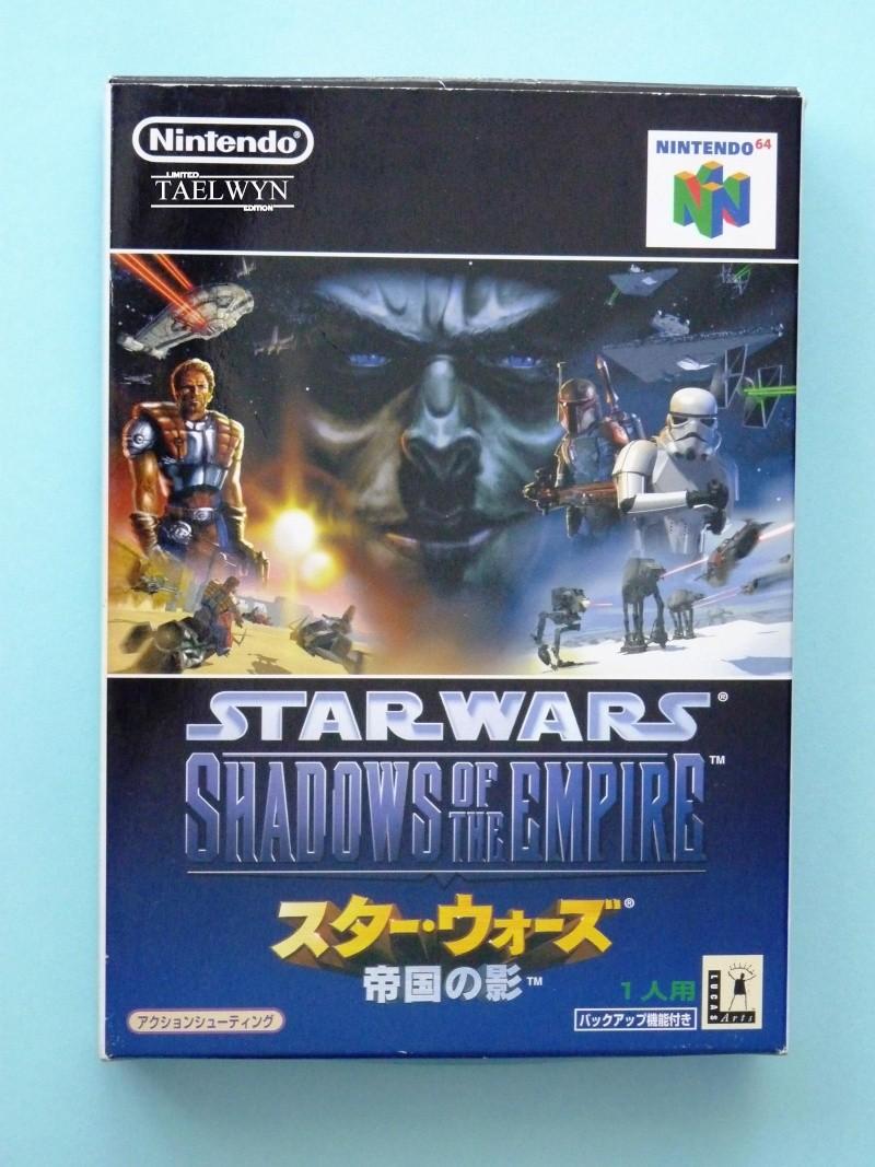 Les collecs de Taelwyn : du star wars encore et toujours - Page 10 N64_st10