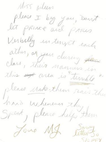 Appunti e scritti a mano di Michael - Pagina 5 16100010