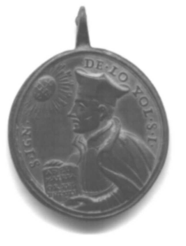 Médaille St-Ignace-de-Loyola & ND-du-bon-conseil ou du-bon-secours - XVIIIème 34254r10