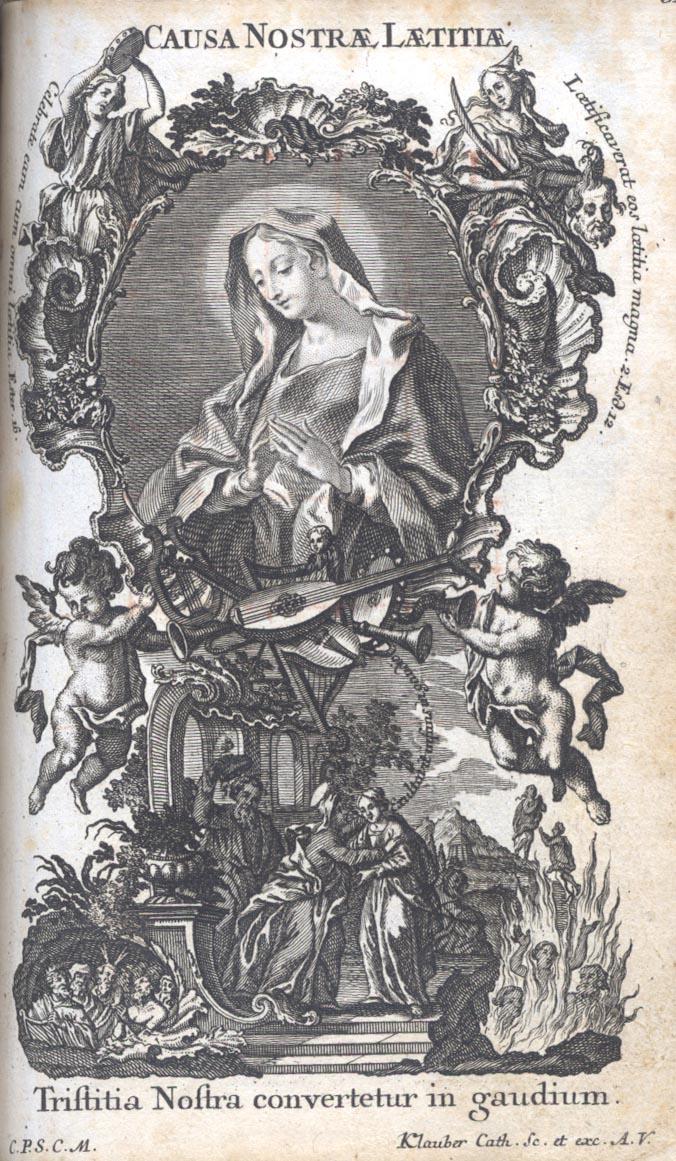 Médaille en forme de coeur - Jésus & Marie - légendes particulières - XVIIème Causan10