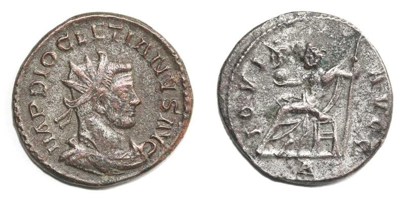 Aureliani de Lyon de Dioclétien et de ses corégents - Page 2 Diocle12