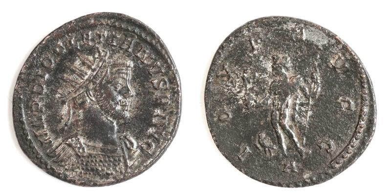 Aureliani de Lyon de Dioclétien et de ses corégents - Page 2 Doclet10