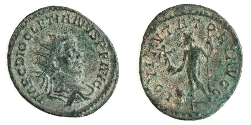 Aureliani de Lyon de Dioclétien et de ses corégents - Page 2 Doclet11