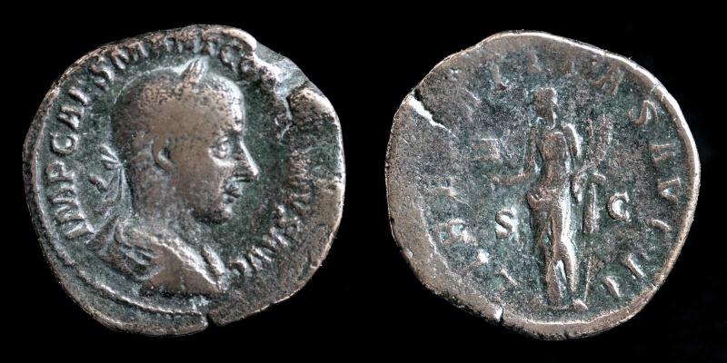 Mes bronzes du 3ème siècle - Page 2 Gordie20
