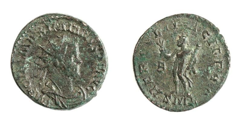 Aureliani de Lyon de Dioclétien et de ses corégents - Page 2 Maximi11