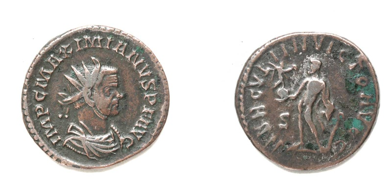 Aureliani de Lyon de Dioclétien et de ses corégents - Page 2 Maximi14