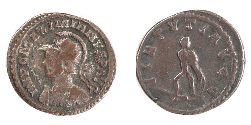 Aureliani de Lyon de Dioclétien et de ses corégents - Page 2 Maximi15