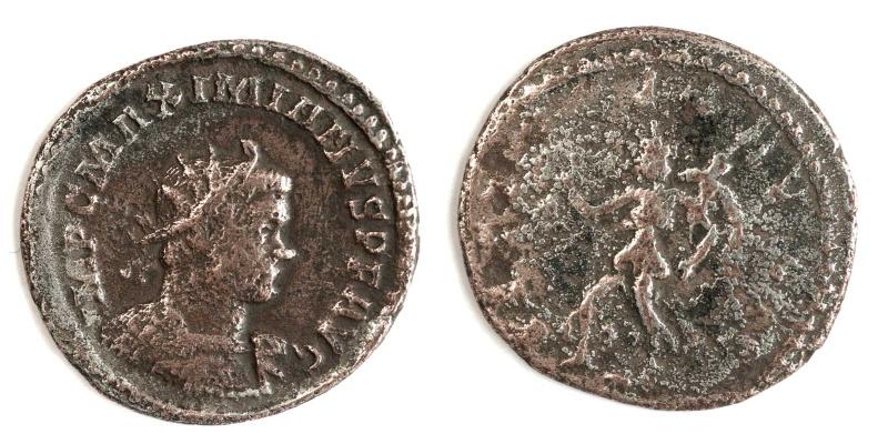 Aureliani de Lyon de Dioclétien et de ses corégents - Page 2 Maximi16
