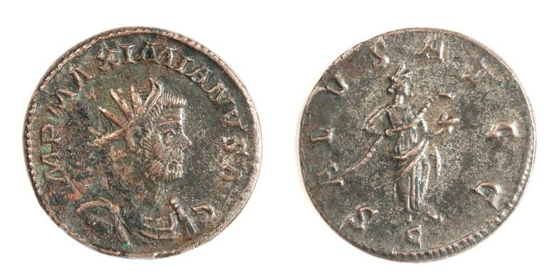 Aureliani de Lyon de Dioclétien et de ses corégents - Page 2 Maximi18