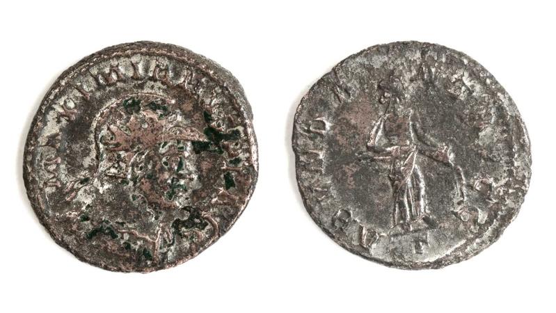 Aureliani de Lyon de Dioclétien et de ses corégents - Page 2 Maximi19