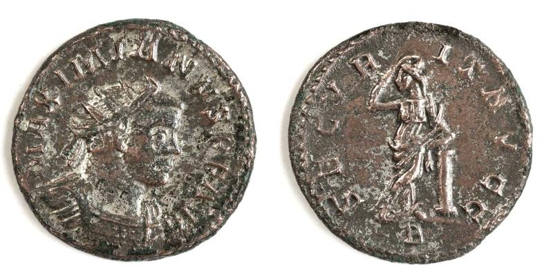 Aureliani de Lyon de Dioclétien et de ses corégents - Page 2 Maximi20
