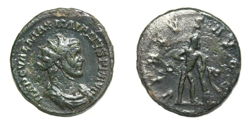 Aureliani de Lyon de Dioclétien et de ses corégents - Page 2 Maximi21