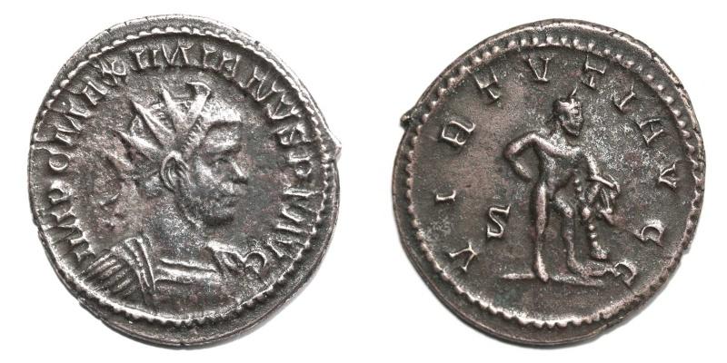 Aureliani de Lyon de Dioclétien et de ses corégents - Page 2 Maximi22