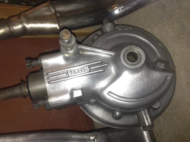 Yamaha 900 XJ... Photo10