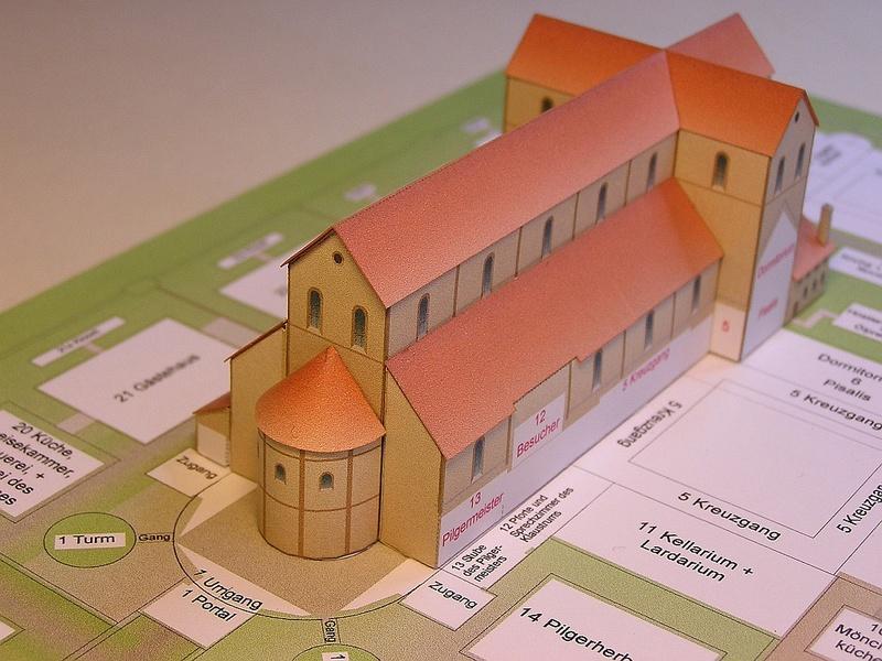 Monasterium Sancti Galli - Hans-Joachim Zimmer - 1:800 2610