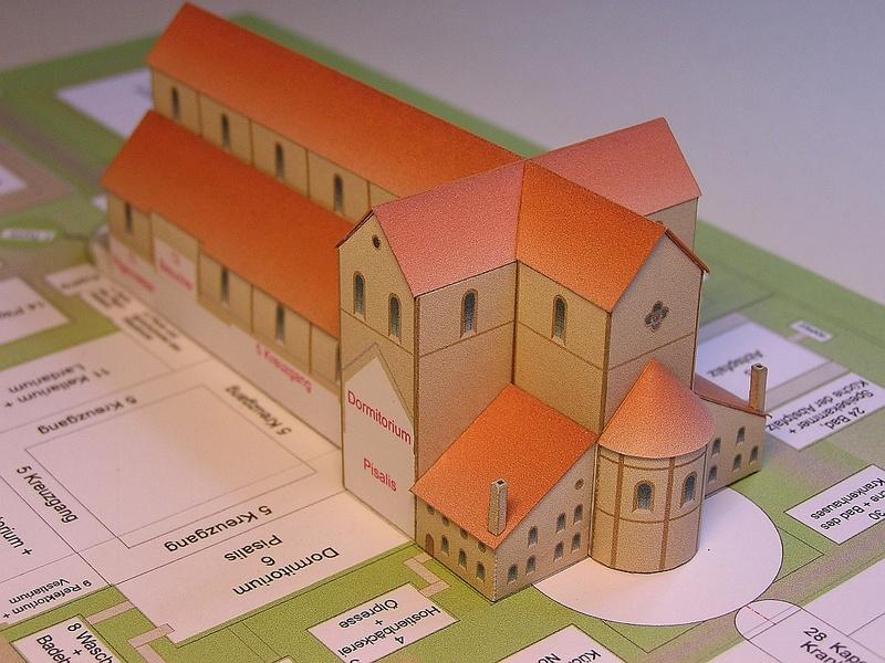 Monasterium Sancti Galli - Hans-Joachim Zimmer - 1:800 2810