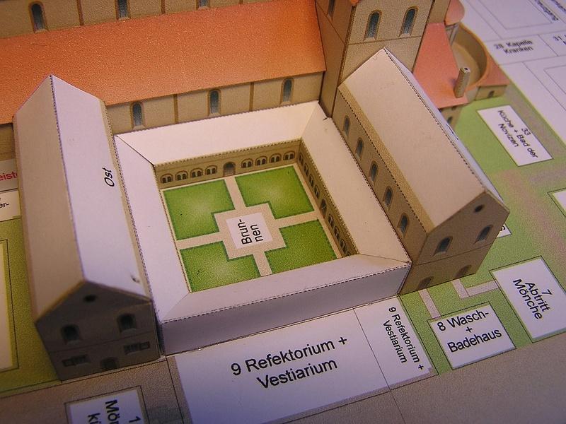 Monasterium Sancti Galli - Hans-Joachim Zimmer - 1:800 3210