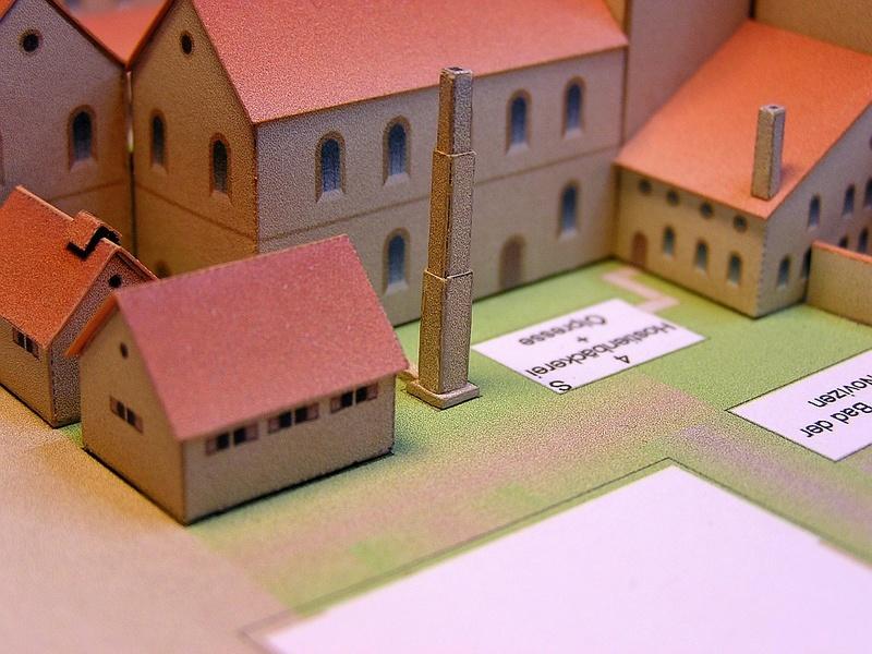 Monasterium Sancti Galli - Hans-Joachim Zimmer - 1:800 3711